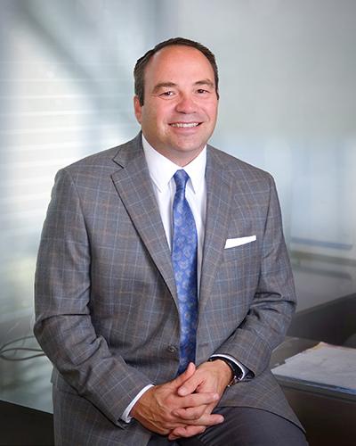 Discovery Senior Living CEO Richard J. Hutchinson